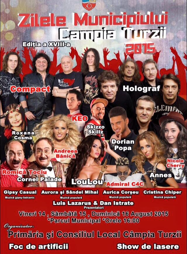 festival zilele campia turzii 2015