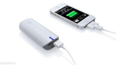 Daca sunt inteligente, telefoanele au nevoie de acumulator extern