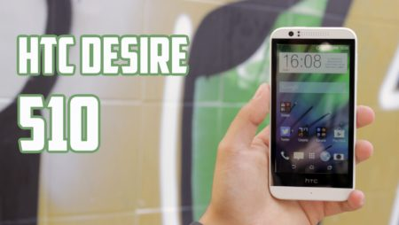 HTC Desire 510 – software de baza si aplicatii