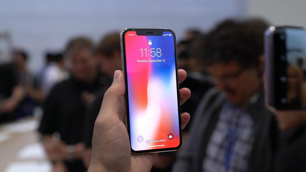 Probleme pentru iPhone X