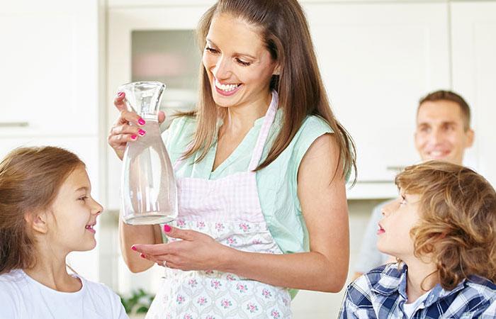 Beneficiile apei cu hidrogen