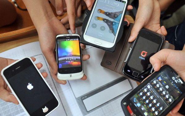 Cele mai cunoscute tipuri de touchscreen pentru telefoane