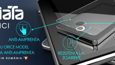 Cum protejam display-ul de la telefon?
