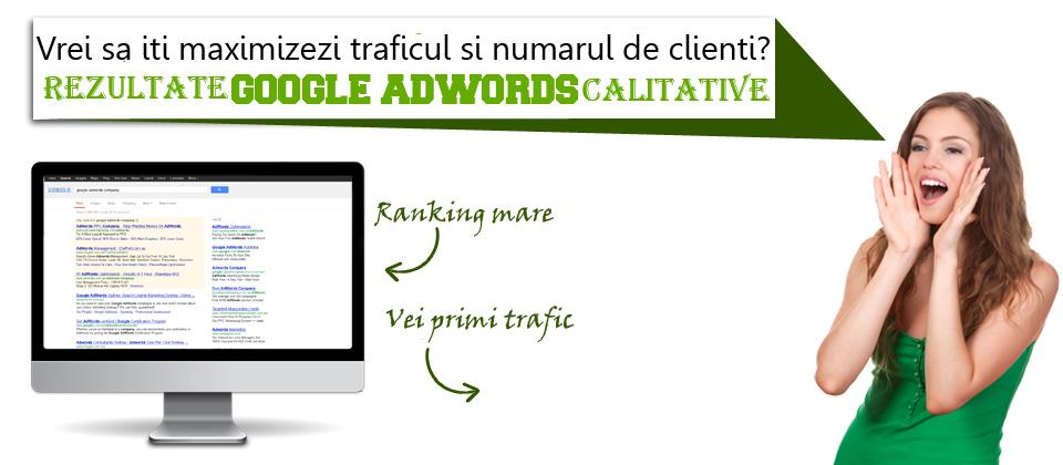 Cum putem crea o campanie Google AdWords profitabila?