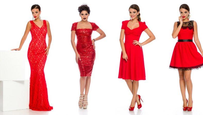 De ce sa alegem rochii rosii de revelion?
