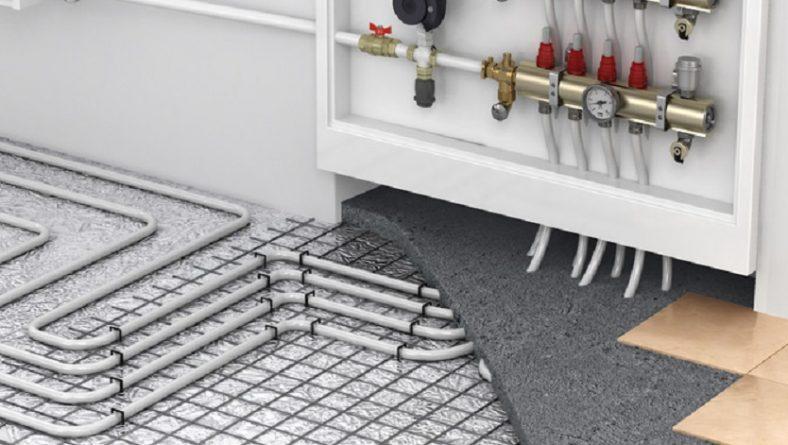 Informatii utile despre sistemul de incalzire prin pardoseala cu apa