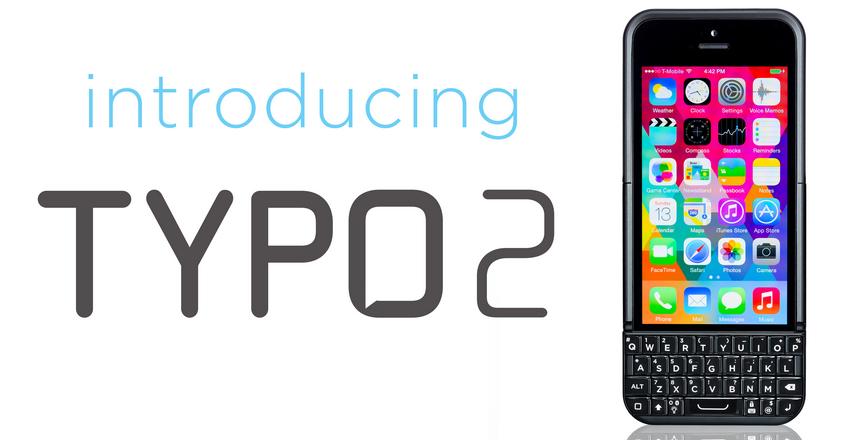 Tastatura Typo2 pentru iPhone 6