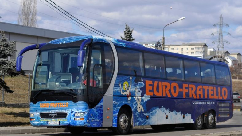 Calatorind prin Europa cu EuroFratello