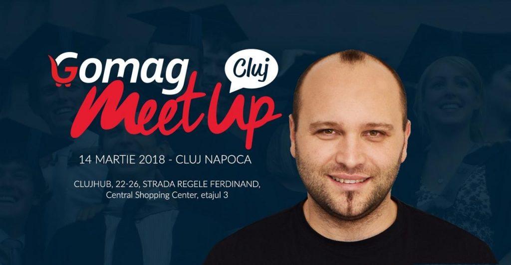 gomag meetup Cluj