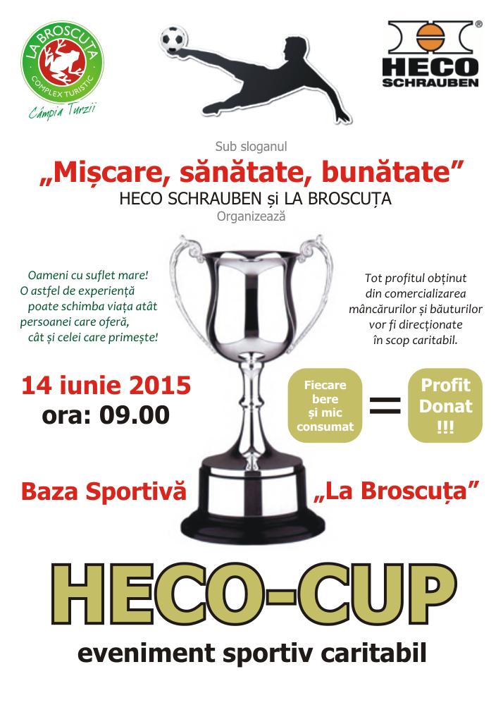 heco cup eveniment sportiv Campia Turzii