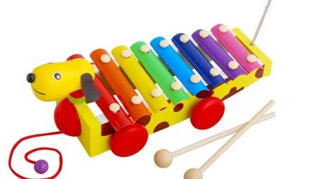 Jucariile muzicale pentru copii
