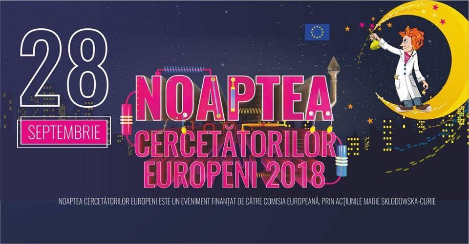 noaptea cercetatorilor europeni