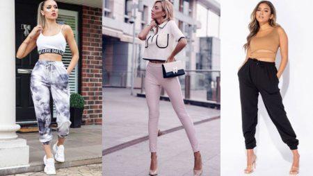 Pantalonii Clessidra, un must-have al unor tinute in trend